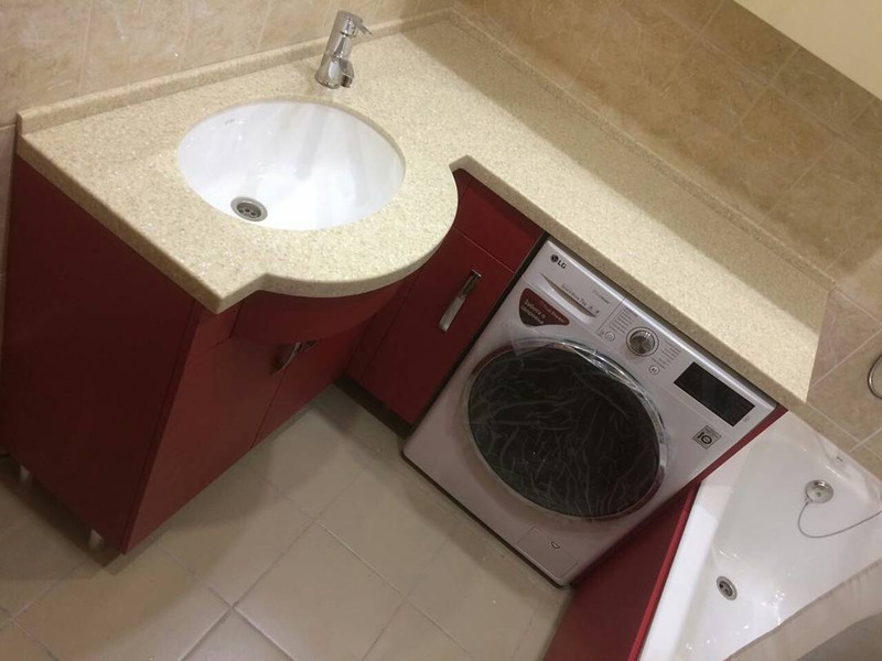 Мебель для ванной комнаты-Мебель для ванной «Модель 19»-фото4