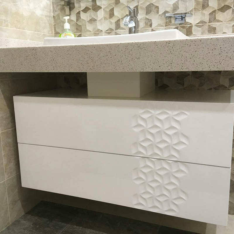 Мебель для ванной комнаты-Мебель для ванны «Модель 46»-фото1