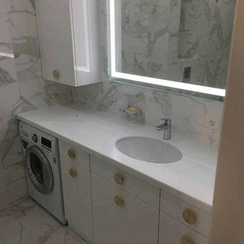 Мебель для ванной комнаты-Мебель для ванной «Модель 10»-фото1
