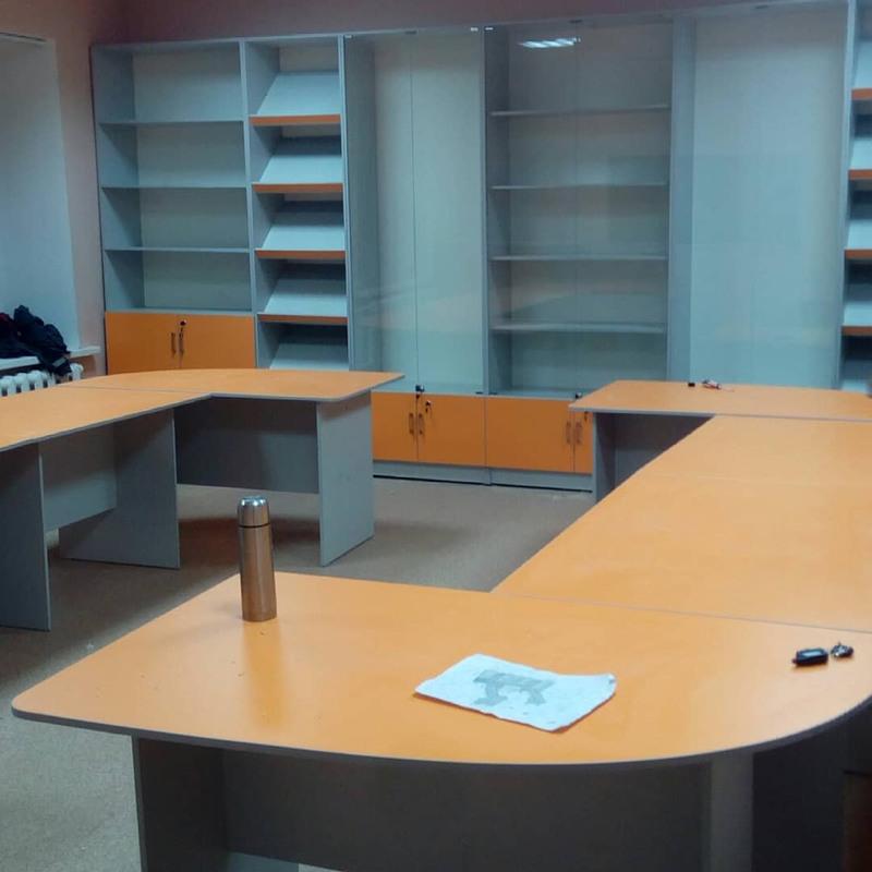 Офисная мебель-Офисная мебель «Модель 3»-фото5