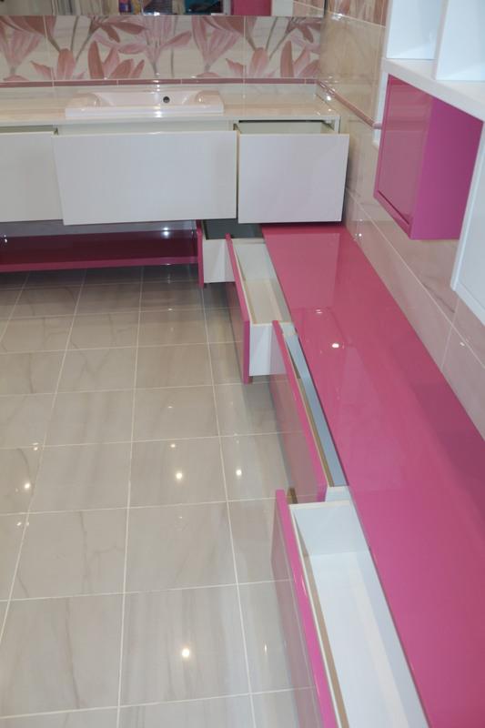 Мебель для ванной комнаты-Мебель для ванной «Модель 84»-фото12