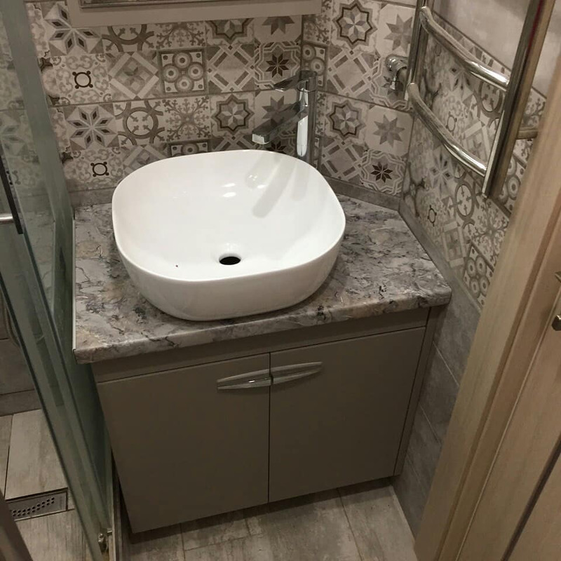Мебель для ванной комнаты-Мебель для ванной «Модель 67»-фото1