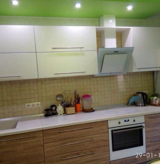 -Кухня МДФ в ПВХ «Модель 220»-фото27