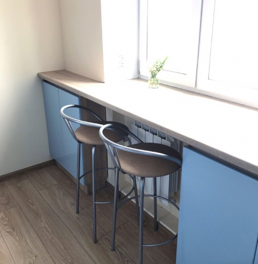 -Кухня МДФ в ПВХ «Модель 37»-фото19