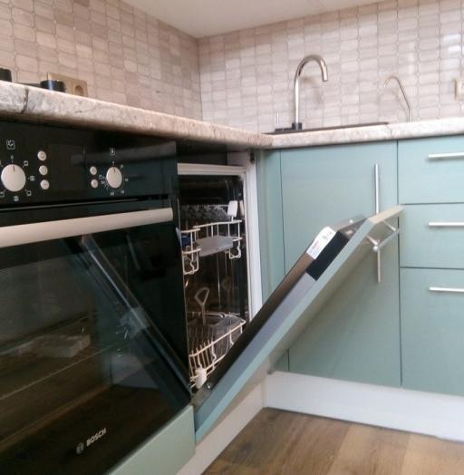 -Кухня МДФ в ПВХ «Модель 125»-фото2
