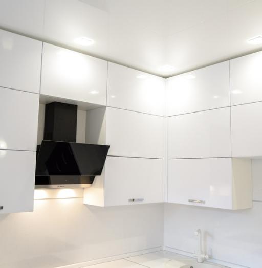 -Кухня из пластика «Модель 142»-фото20