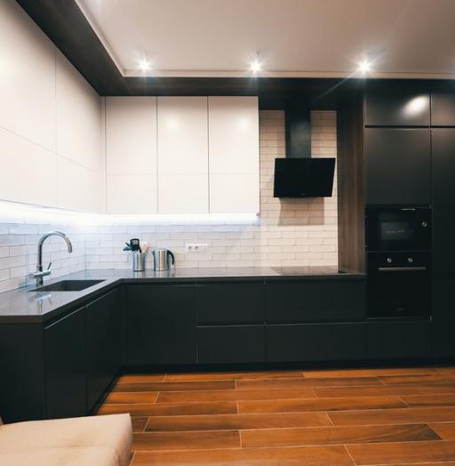 -Кухня МДФ в эмали «Модель 463»-фото19