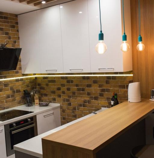 -Кухня МДФ в пластике «Модель 12»-фото3