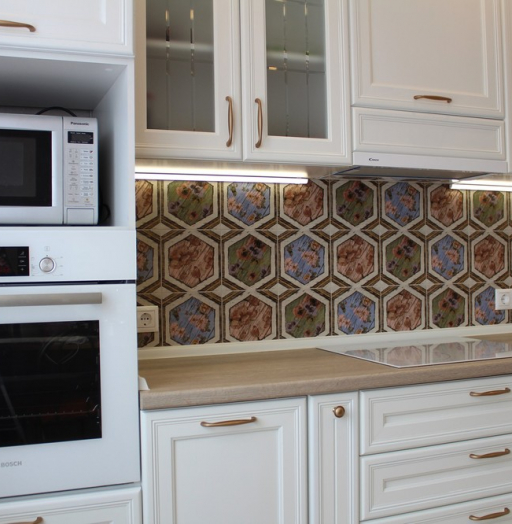 -Кухня из пластика «Модель 134»-фото16
