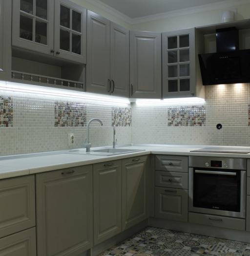 -Кухня из массива «Модель 157»-фото9