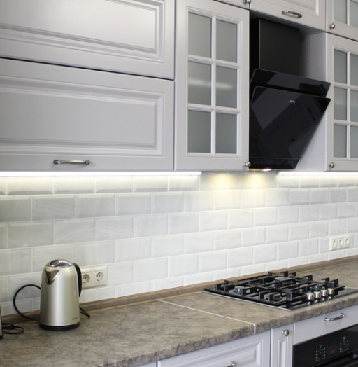 -Кухня МДФ в ПВХ «Модель 183»-фото10