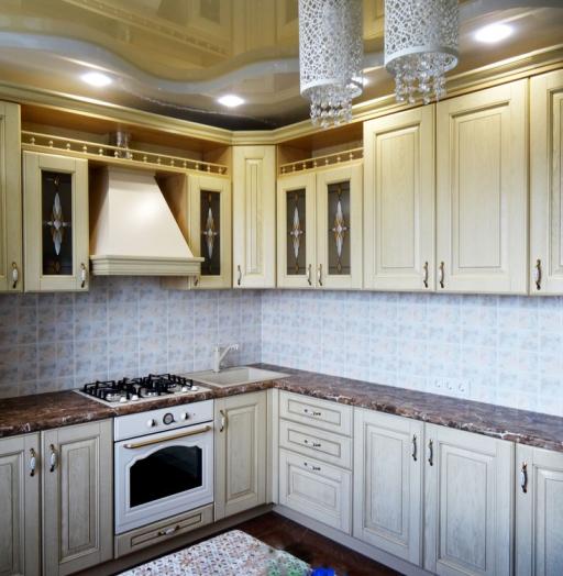 -Кухня из массива «Модель 21»-фото20