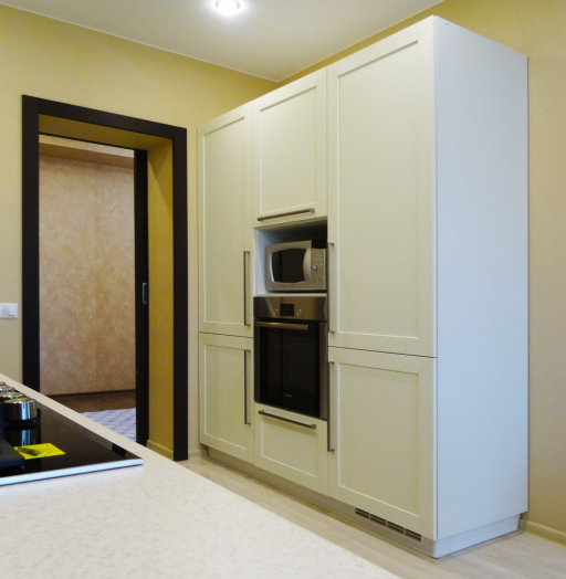 -Кухня МДФ в ПВХ «Модель 26»-фото20