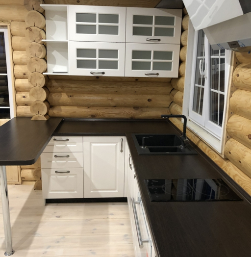 -Кухня МДФ в эмали «Модель 72»-фото21
